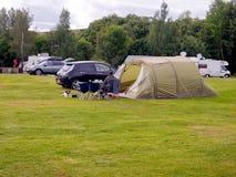 Bellingham campa Arkivbild