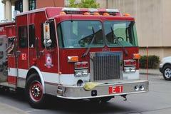 Bellingham Fire Dept: Engine 1 (462) royalty free stock photo