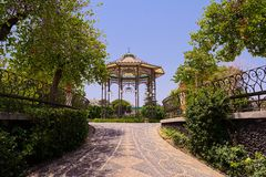 Bellini Gardens Royalty Free Stock Image