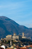 Bellinzona, Switzerland Stock Photography