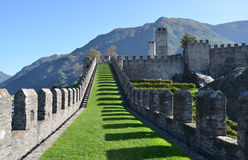 Bellinzona, Switzerland Royalty Free Stock Images