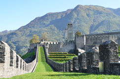 Bellinzona, Switzerland Royalty Free Stock Photography