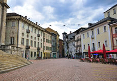 Bellinzona, Swizterland Royalty Free Stock Photography