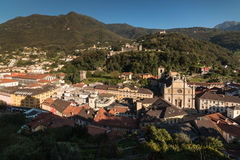 Bellinzona, Ticino, Switzerland Stock Photography