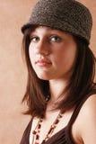 Bello adolescente fotografie stock