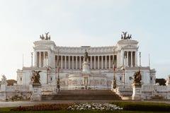 Bello altare della patria (della Patria di Altare, conosciuto come Fotografia Stock Libera da Diritti