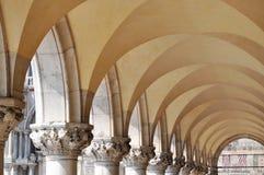 Bello Archway Fotografia Stock