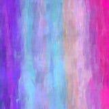 Bello backgr di schizzo della pittura di effetto rosa blu viola di struttura Immagine Stock Libera da Diritti
