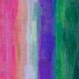 Bello backgro di schizzo della pittura di effetto rosa verde blu di struttura Immagini Stock Libere da Diritti