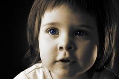 Bello bambino Immagini Stock