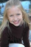 Bello bambino felice Fotografie Stock