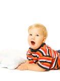 Bello bambino in giovane età immagine stock libera da diritti