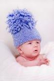 Bello bambino neonato Immagini Stock
