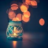 Bello candeliere d'annata Immagine Stock Libera da Diritti