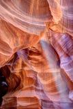 Bello canyon dell'antilope Fotografia Stock Libera da Diritti