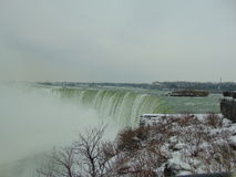 Bello cascate del Niagara al Canada Immagine Stock