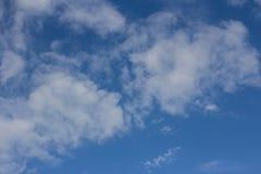 Bello chiaro cielo Immagine Stock Libera da Diritti