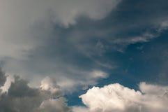 Bello cielo Fotografie Stock Libere da Diritti