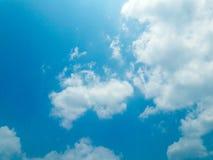 Bello cielo Immagine Stock