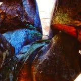 Bello colore dei canali Fotografia Stock
