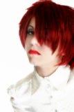 Bello colore rosso Immagine Stock