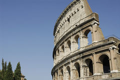 Bello colosseo Royalty Free Stock Images