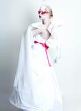 Bello Creative Makeup di modello femminile Immagini Stock