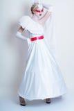 Bello Creative Makeup di modello femminile Fotografia Stock
