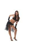 Bello danzatore Immagine Stock