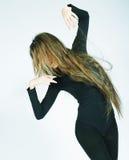 Bello danzatore Fotografie Stock Libere da Diritti