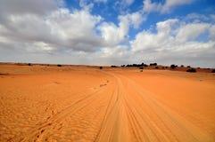 Bello deserto Fotografia Stock Libera da Diritti