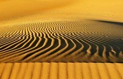 Bello deserto immagini stock