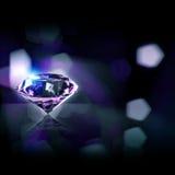 Bello diamante Immagini Stock