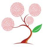 Bello disegno dell'albero immagine stock libera da diritti