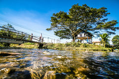 Bello e posto pacifico da restare Fotografia Stock