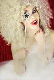 Bello Fairy Fotografia Stock Libera da Diritti