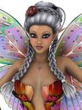 Bello fairy Fotografie Stock