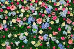Bello fiore per la decorazione di nozze Fotografie Stock Libere da Diritti