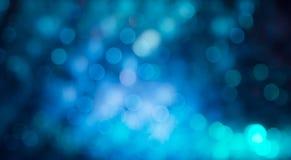 Bello fondo astratto con le luci del bokeh fotografia stock