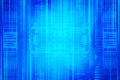Bello fondo blu Immagini Stock