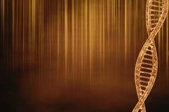 Bello fondo dell'oro Immagini Stock
