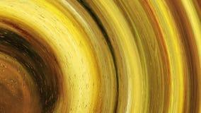 Bello fondo elegante di progettazione di arte grafica dell'illustrazione del fondo ambrato giallo del primo piano illustrazione vettoriale
