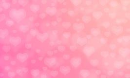 Bello fondo per il giorno di S. Valentino Immagine Stock