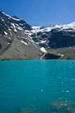 Bello ghiacciaio Fotografie Stock