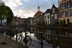 Bello giorno in Schiedam Fotografie Stock Libere da Diritti