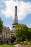 Bello giorno soleggiato a Parigi Fotografia Stock Libera da Diritti