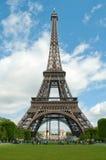 Bello giorno soleggiato a Parigi Fotografie Stock