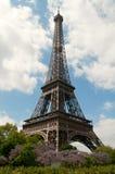 Bello giorno soleggiato a Parigi Fotografia Stock
