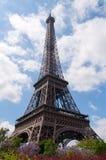 Bello giorno soleggiato a Parigi Immagine Stock