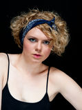 Bello giovane blonde Fotografia Stock